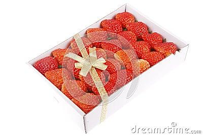 Strawberry gift