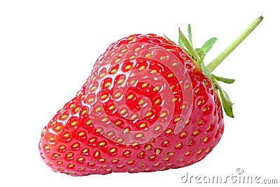 Strawberry - isolated