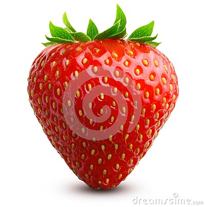 Free Strawberry Isolated Stock Photos - 47595903