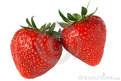 Strawberry pair