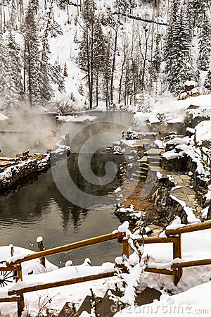 Free Strawberry Park Hot Springs Stock Images - 37760504