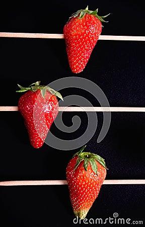 Strawberry score