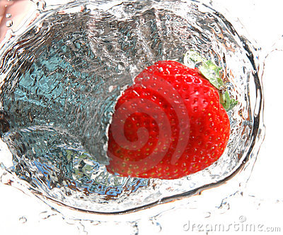 Strawberry splash 4