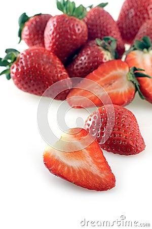 Free Strawberrys Royalty Free Stock Image - 4426566