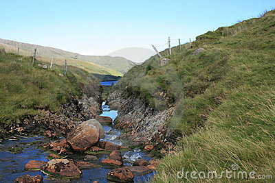 Stream in Mayo