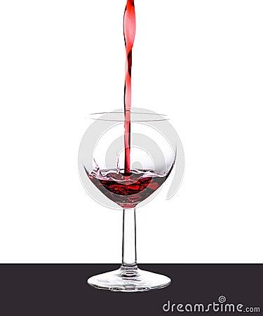 Stream wine