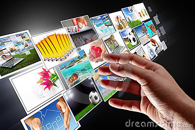 Streaming multimedia from internet