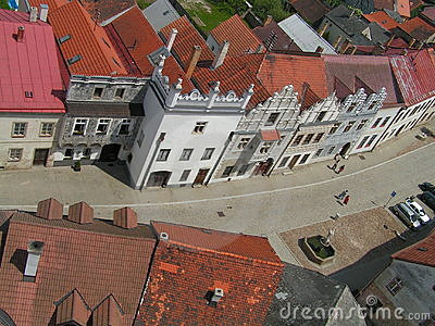 Street from Above