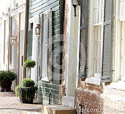 Street in Alexandria, Virginia