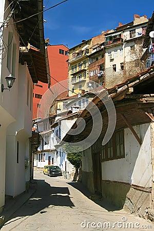 Street architecture