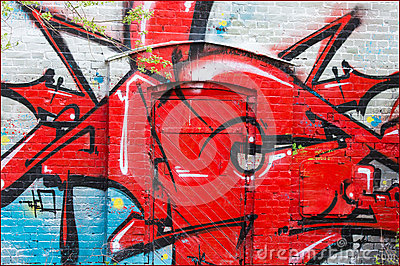 Street art Editorial Photography