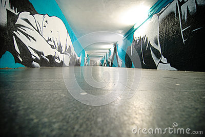Street art Editorial Photo