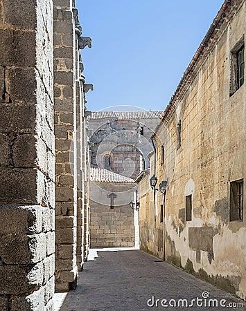 Street of Avila