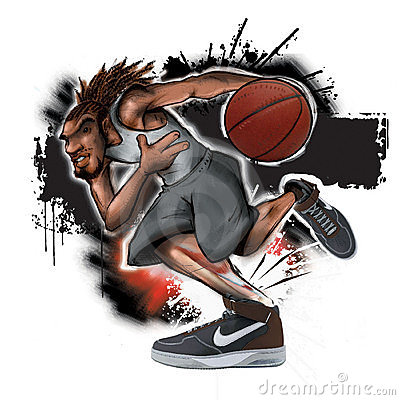 Street Ball Tendon Injury Basketball