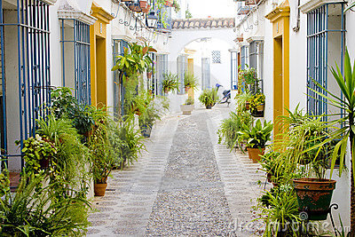 Street of Cordoba