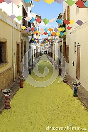 Street Festival - Javea - Spain
