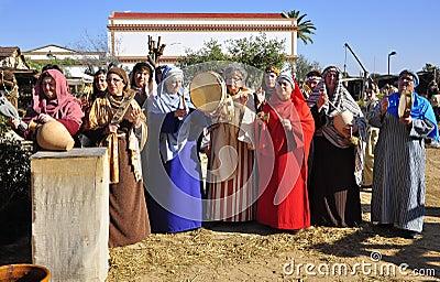 Street Festivals in Spain