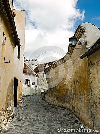Street fortress (Transylvania)