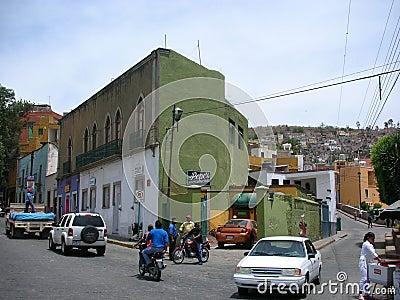 Street Editorial Image