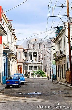 Street of Havana