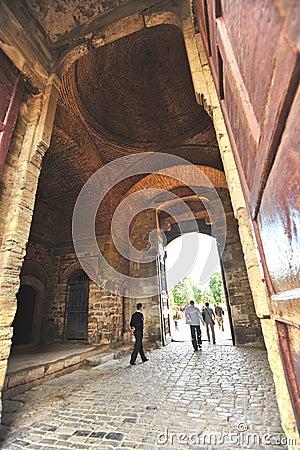 Street,Istanbul,Turkey Editorial Photography