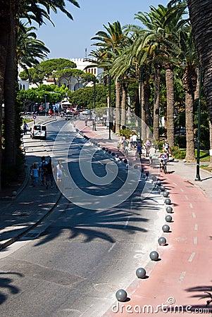 Street in Kos town