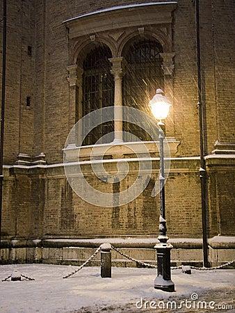 Free Street Lamp Stock Photography - 1543172