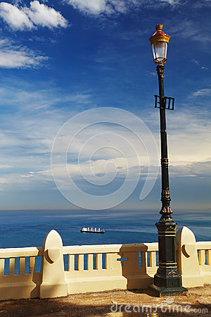 Free Street Lamp Stock Photography - 50691332