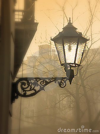 Free Street Lantern Stock Photography - 346482