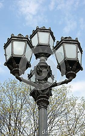 Street lantern-St. Petersburg