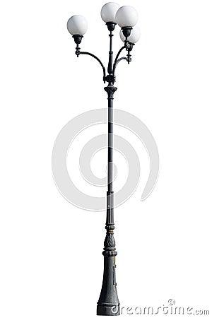 Free Street Light Lamp Post Royalty Free Stock Photos - 13655218