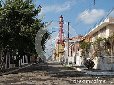 Street Lighthouse