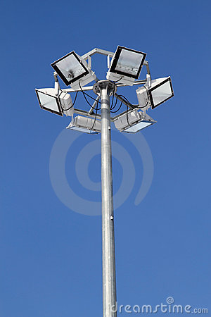 Street lighting equipment