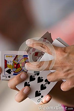 Free Street Magic Stock Image - 1419401
