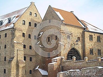 Old City - Grudziadz