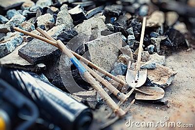 Street repair tools