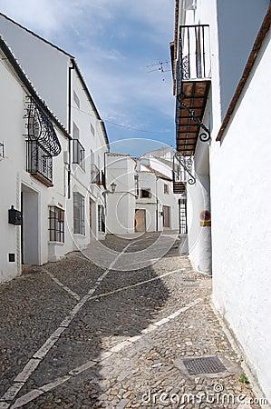 Street in Ronda