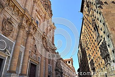 Street of Salamanca