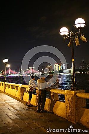 Street scene Editorial Photo