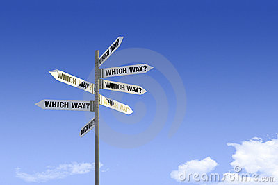 Street Signs _Which Way