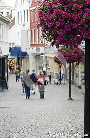 Street of Stavanger