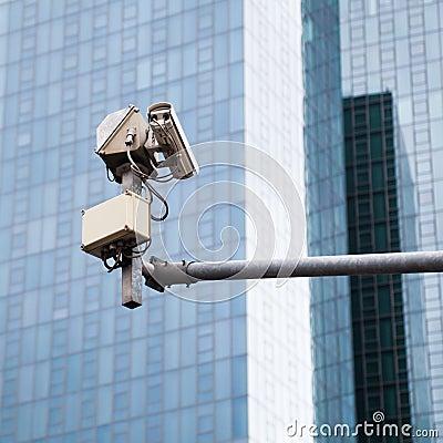 Street surveillance camera
