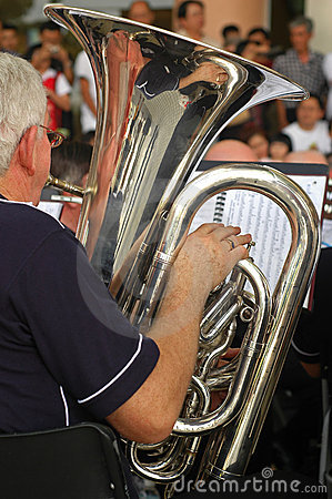 Free Street Trumpet Orchestra Stock Images - 5259724