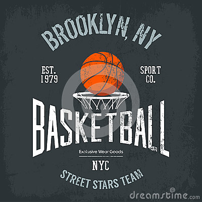 Free Streetball Or Urban Sport Team Logo And Banner Stock Photography - 73950872