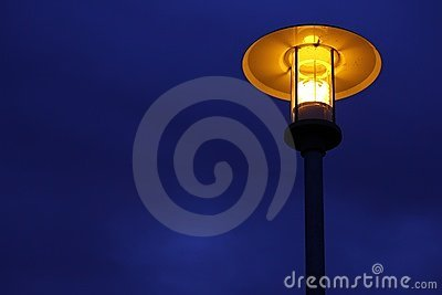 Streetlamp 1