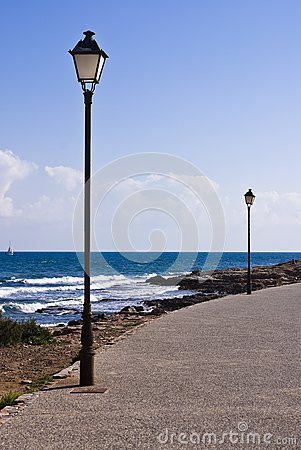 Streetlamp Stock Photos - Image: 8315493