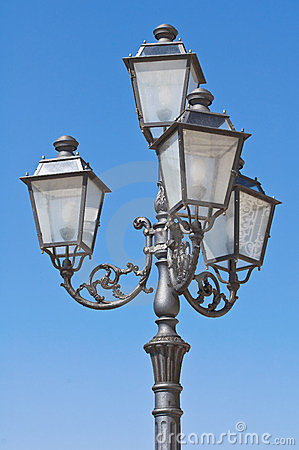 Streetlight.