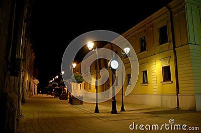 Streets of Baia Mare