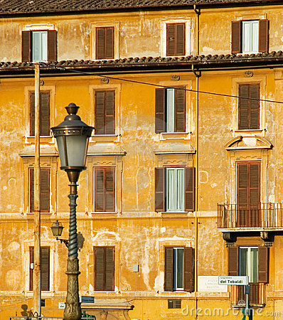 Free Streets Of Rome, Italy Stock Photography - 2645462