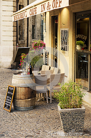 Streets of Provence Editorial Photography